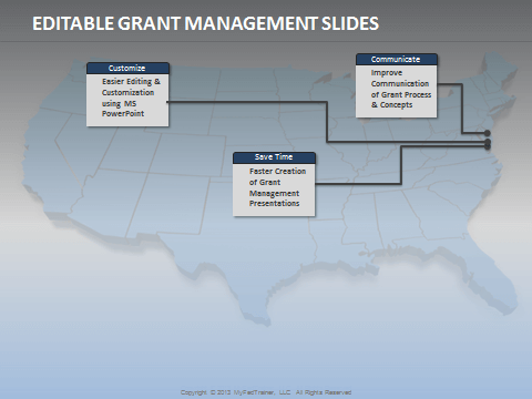 Document Federal Grant Program Processes with Slide Templates