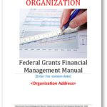 Editable Financial Management Manual by MyFedTrainer.com