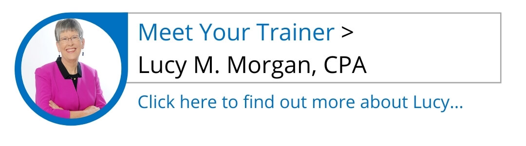 Lucy Morgan GPA Approved Trainer